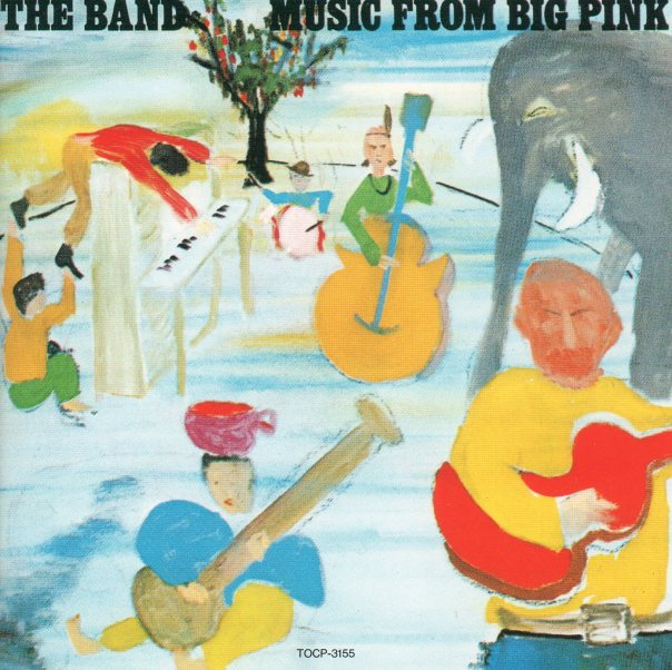 the_band-music_from_big_pink-front